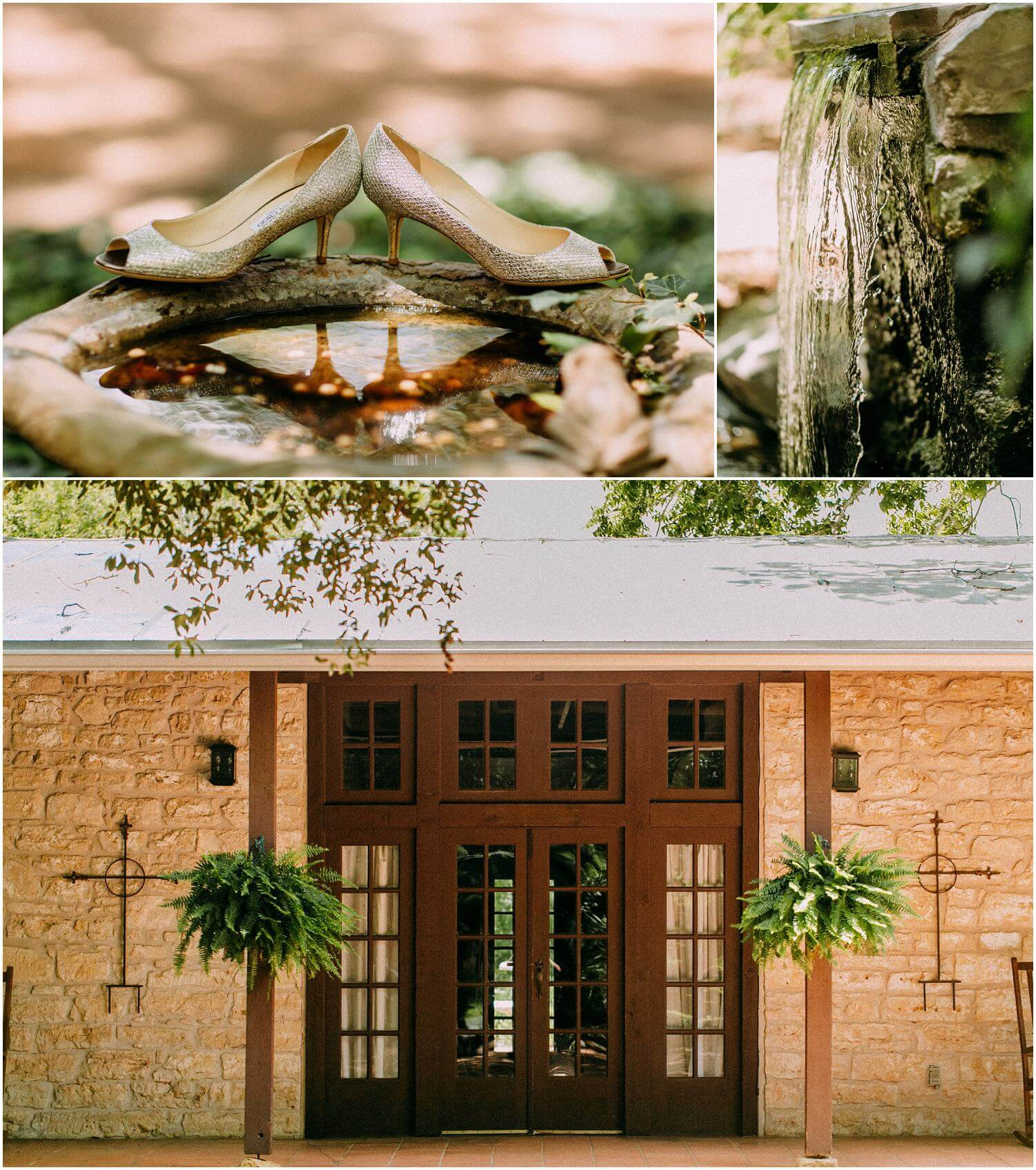 Hill Country Wedding Venue Photo